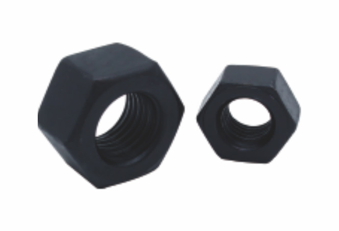 Heavy Hex Nut ASTM A194/ASTM A563 GR.2H,GR.A/B/D/DH