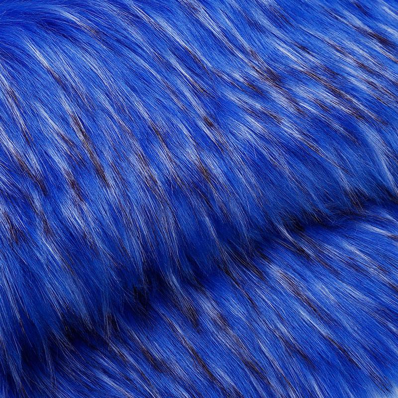 High-pile Faux Fur