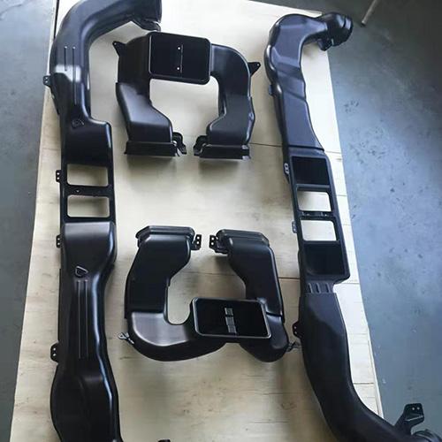 塑料CNC手板模型